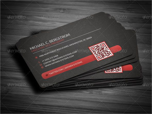 20 free qr code business card mock ups qr codes business cards 20 free qr code business card mock ups reheart Image collections