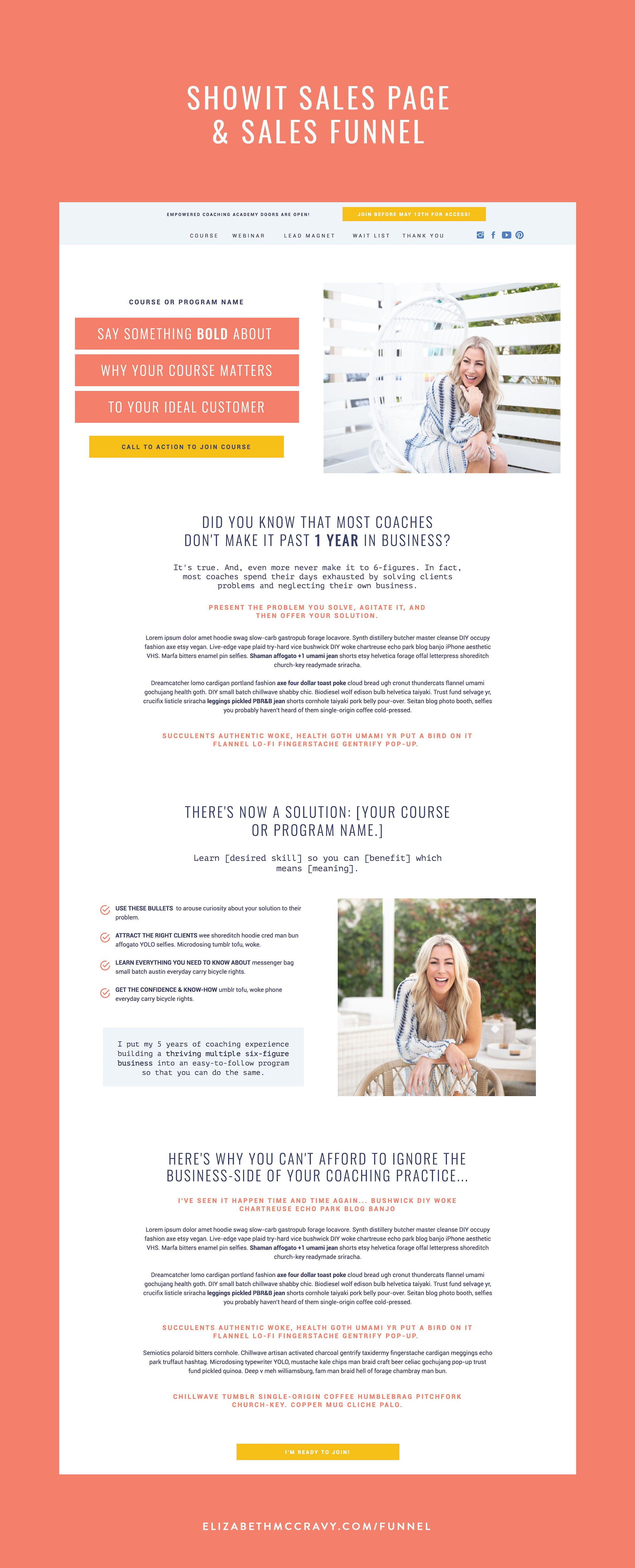 Pin On Life Coach Websites And Brand Design