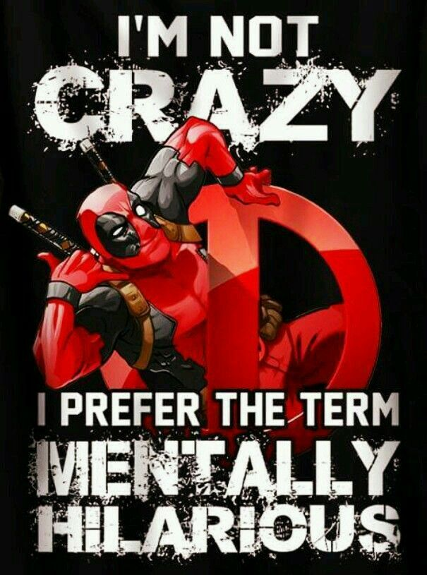 Pin by originalGIRL on cool Deadpool wallpaper funny