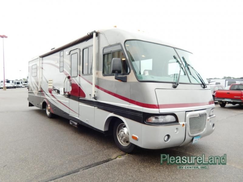 Used 1992 Fleetwood Rv Pace Arrow 33 Motor Home Class A At