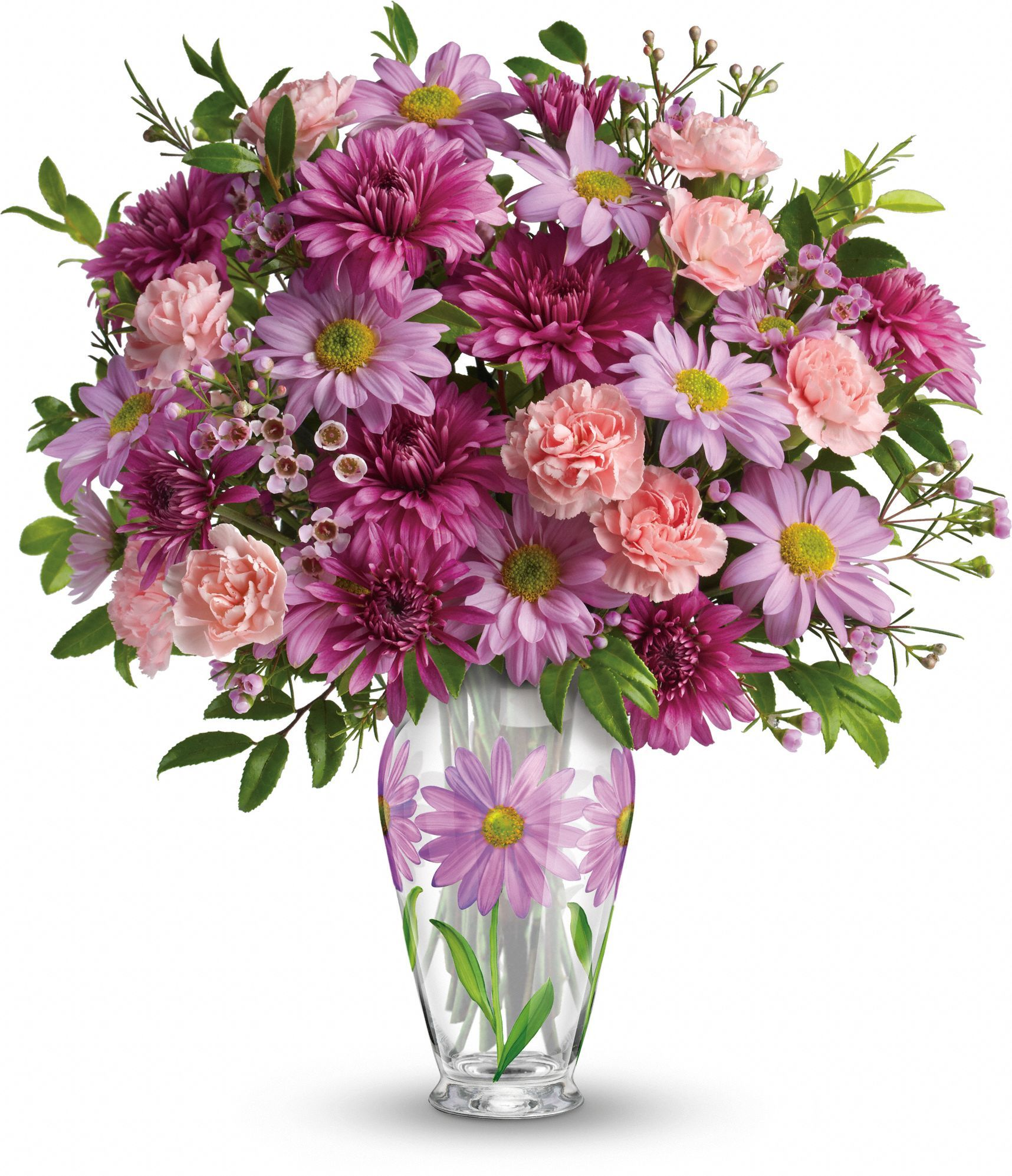 Teleflora's Sweet As Can Be Bouquet Mothers day flowers