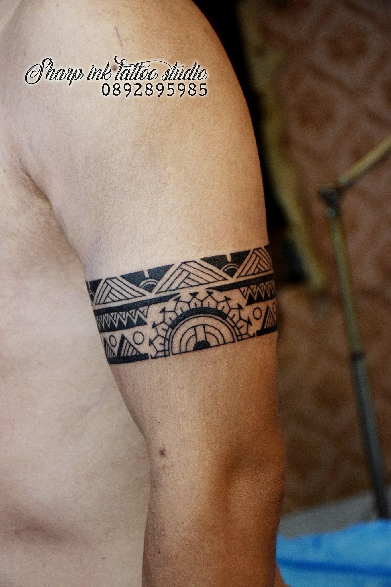 Maoritattoos Maori Tattoo Tattoos Tribal Armband Tattoo
