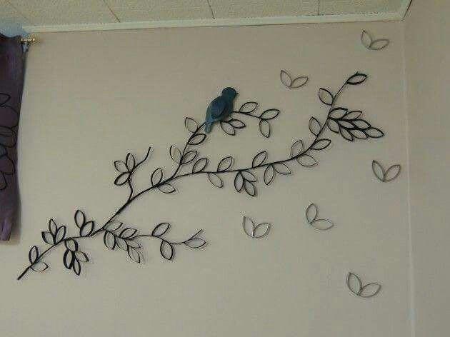 Arte Con Rotoli Di Carta Igienica : Tutorial riciclo creativo come dipingere dei bellissimi soffioni