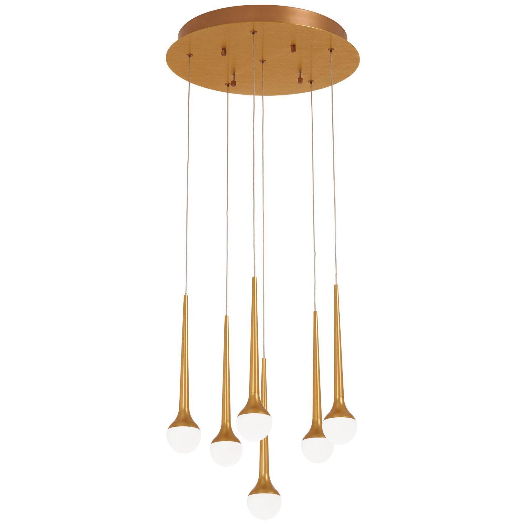 Honey drip multi light pendant multi light pendant led module and