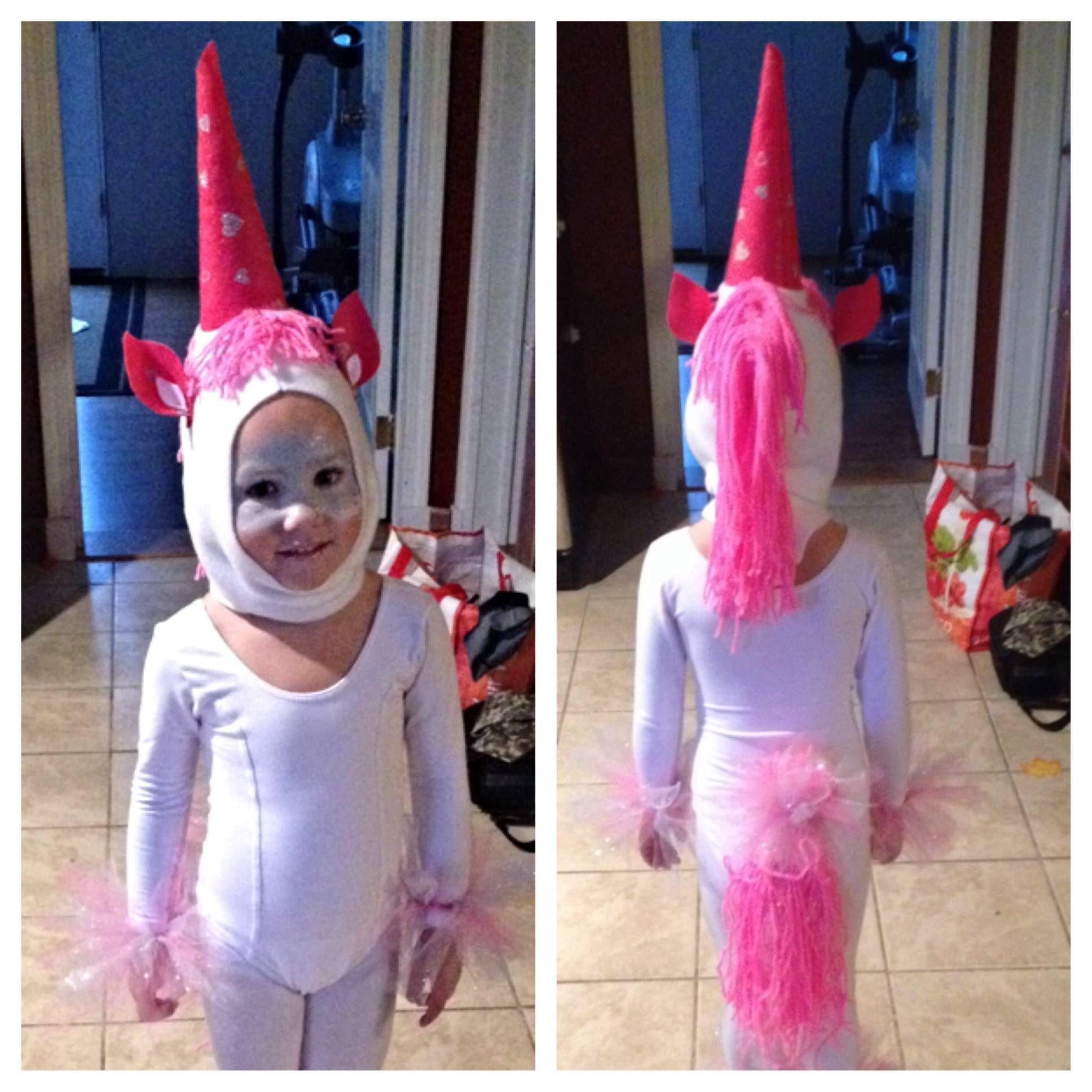 Homemade unicorn costume  sc 1 st  Pinterest & Homemade unicorn costume | Girl unicorn | Pinterest | Costumes ...