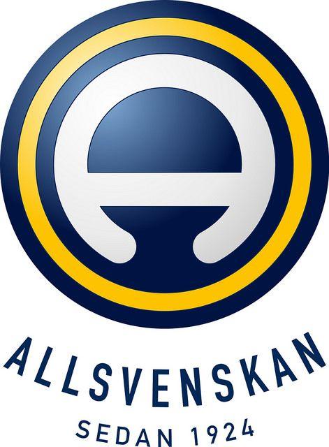 Allsvenskan Fotbollsallsvenskan Football Team Logos Soccer Logo Sport Team Logos