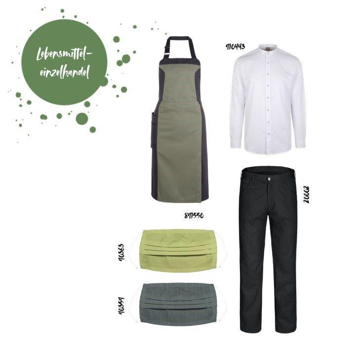 Unsere Outfit-Inspiration für deine Berufswelt: #Lebensmitteleinzelhandel -  Alle Produkte auf einen Blick:  #Inspiration #Outfit #daily #Job