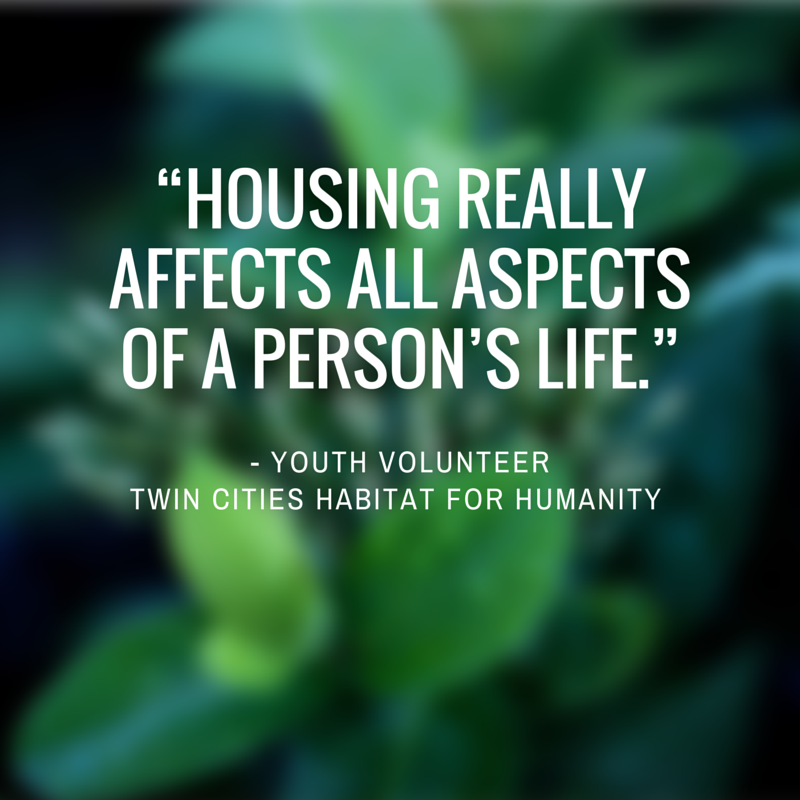 quotes about housing Google Search Volunteer quotes
