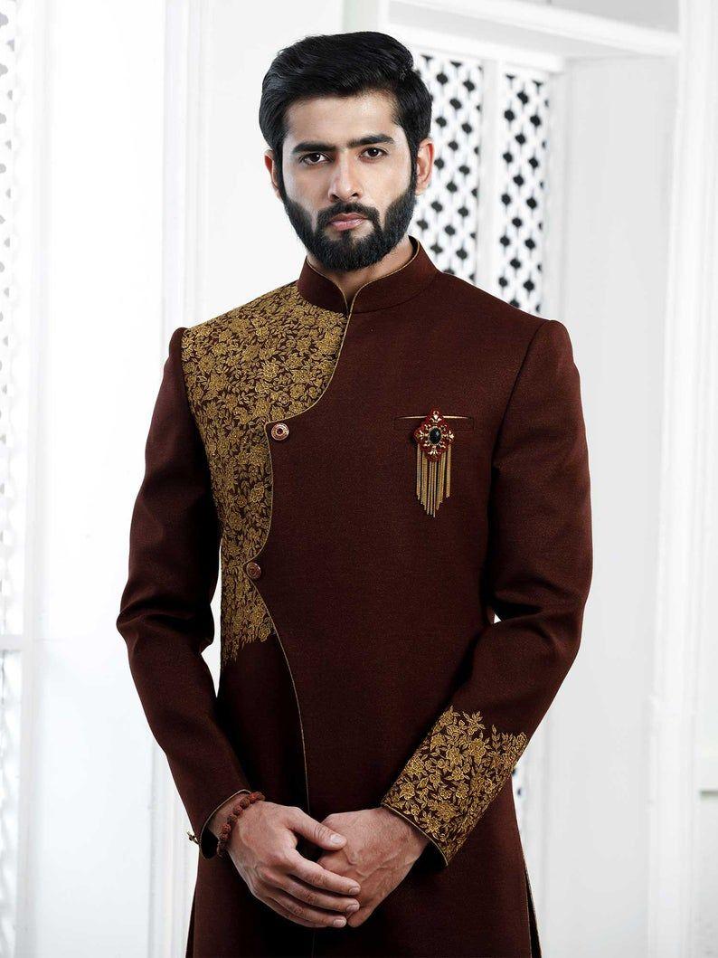 Pin On Indian Groom Wear