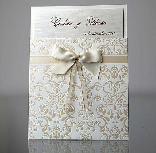 invitaciones de boda en el local de las bodas en asturias - invitaciones para boda originales