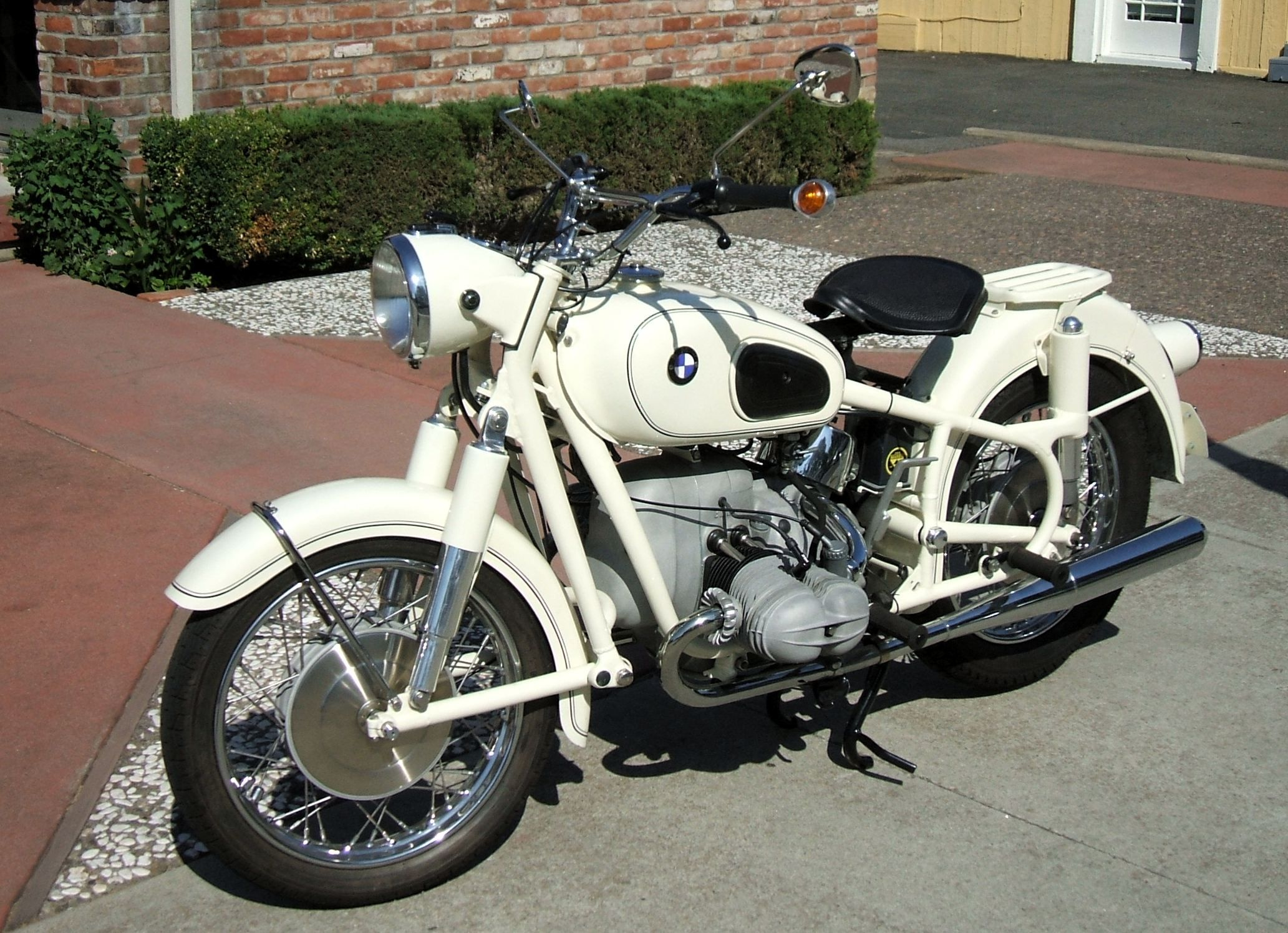 vintage bmw motorcycle | BMW Motorcycle | Auto y motos | Pinterest ...
