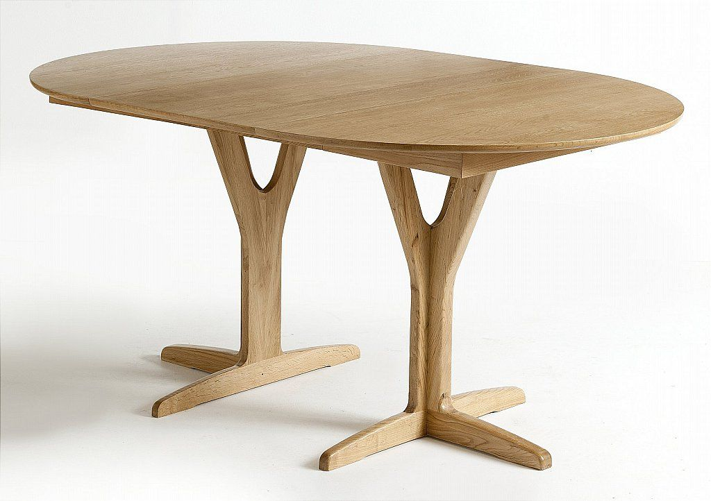Image For Round Extendable Dining Table