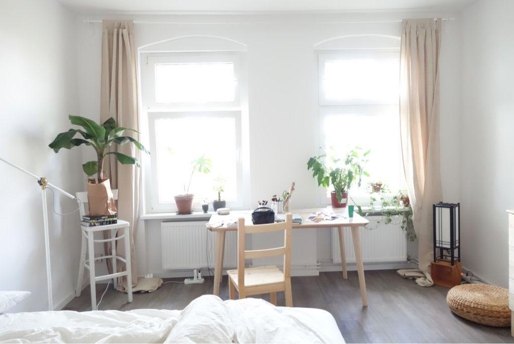 Raum Dekorieren Dekoration : Im sommer das zimmer mit vielen pflanzen zu dekorieren ist eine