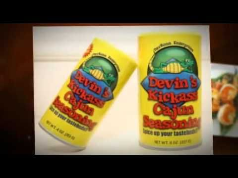 Devin's Kickass Cajun Seasoning 4oz