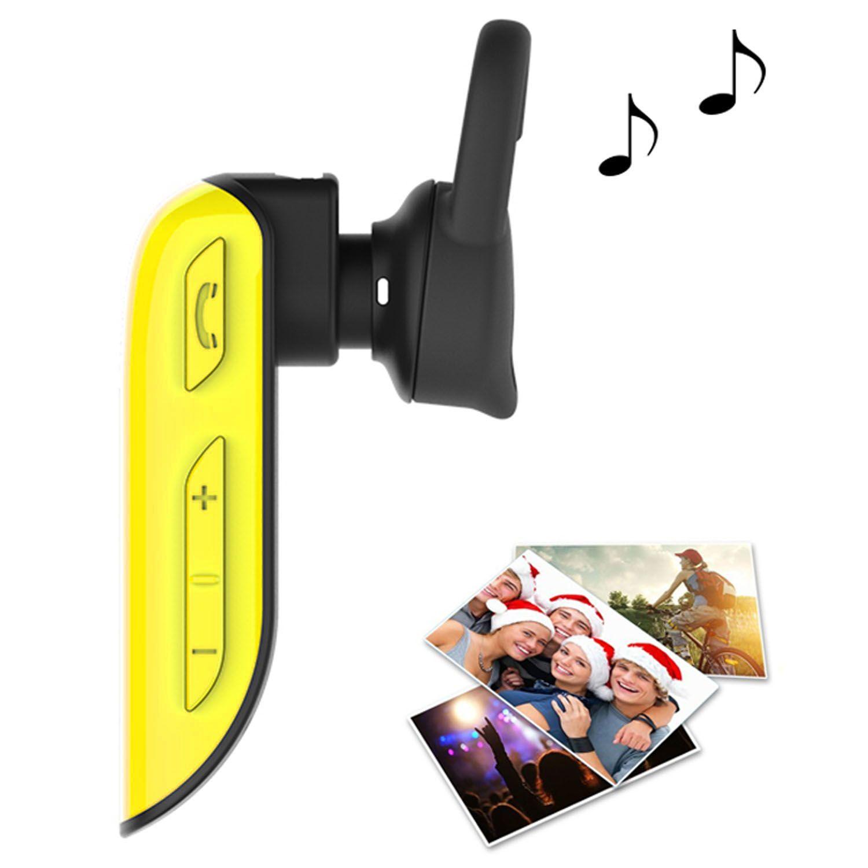 Wireless Bluetooth 4.1 Sport Stereo Earphones Inear