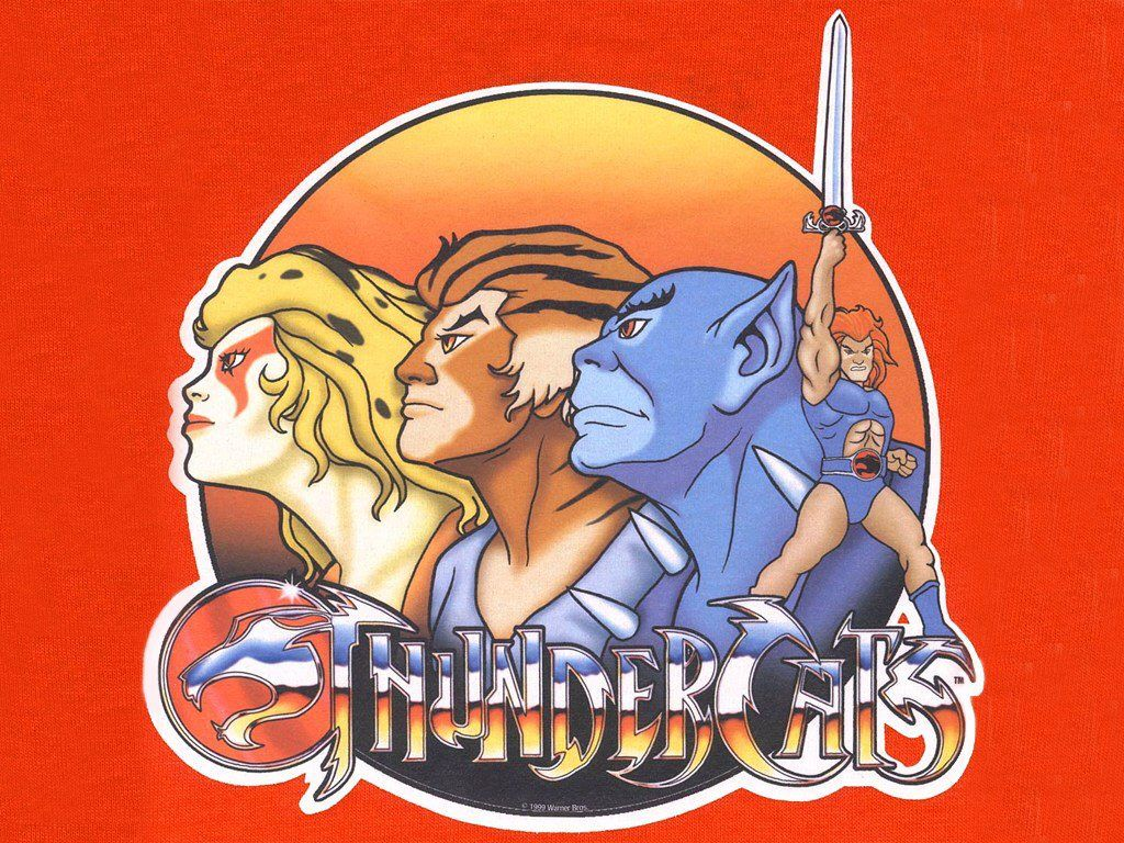 Thundercats. Loved this show. Had all the figures too.