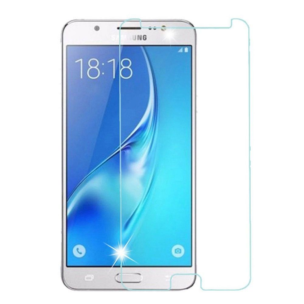 MYBAT Tempered Glass LCD Screen Protector Film Cover For Samsung Galaxy J7 (2017)/J7 Perx/J7 Sky Pro/J7 V