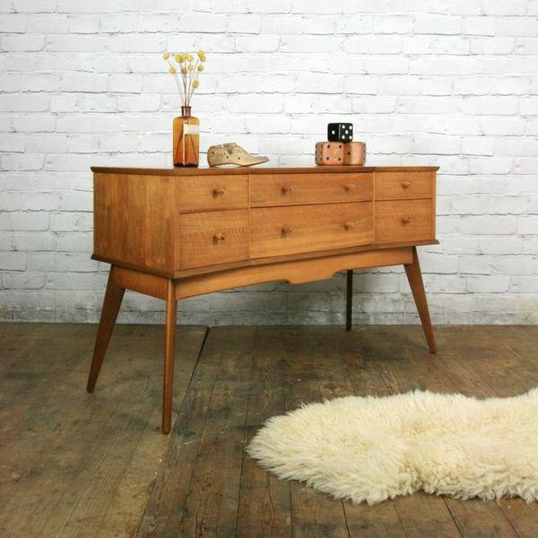 Möbel Retro vintage möbel retro möbel style retro möbel kommode und retro