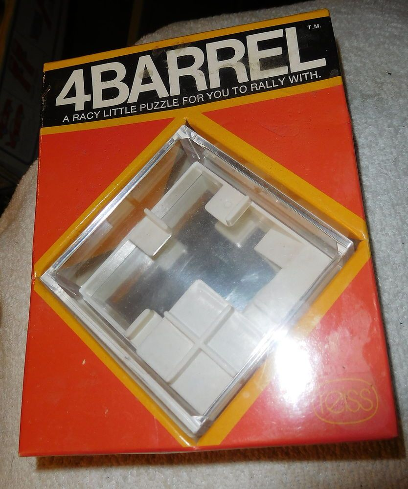 4BARREL Puzzle Puzzle games brain teasers, Puzzle, Brain