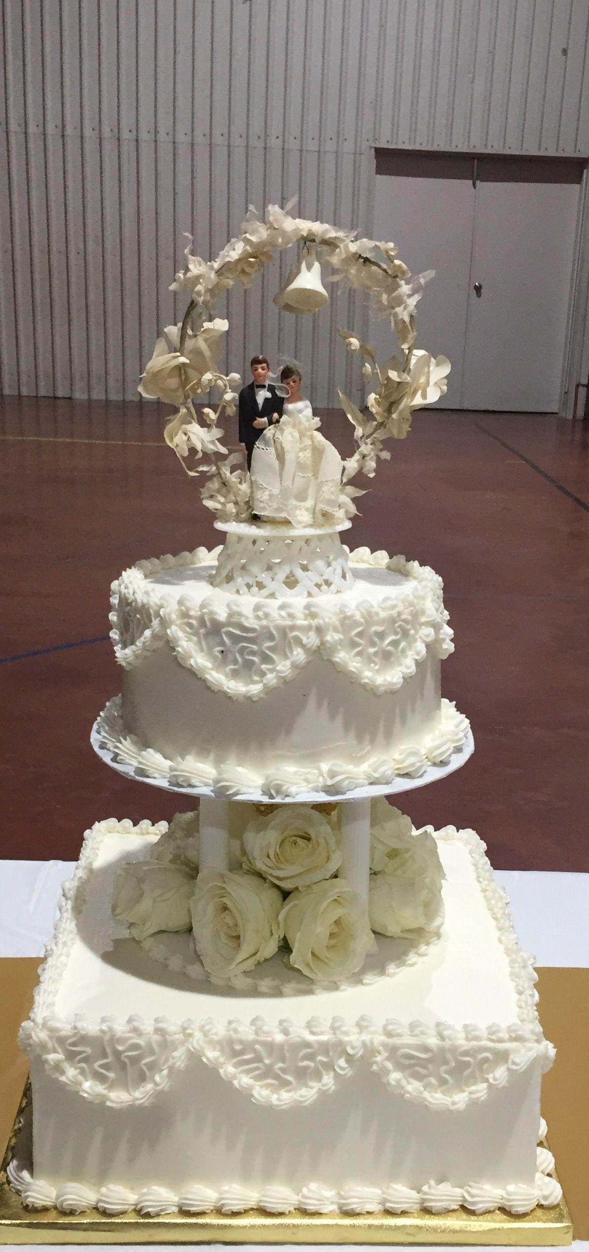 50th anniversary cake designs cake 50th anniversary