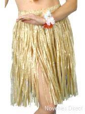 Hawaiian Natural Grass Hula Skirt. A must for any Hawaiian Party http://www.novelties-direct.co.uk/hawaiian-grass-skirt.html