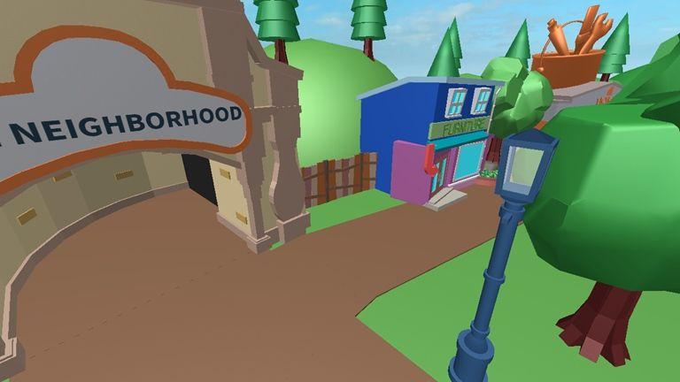 Meep city - Roblox   Roblox, City, The neighbourhood