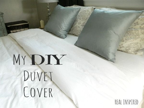 My Diy Duvet Cover Diy Duvet Duvet Cover Diy Duvet Covers