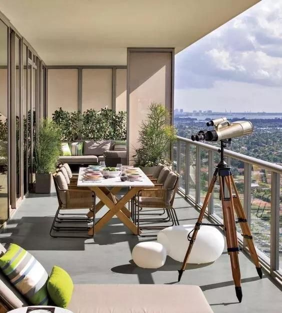 Apartment Balcony: Inspiration For Small Apartment Balconies In The City