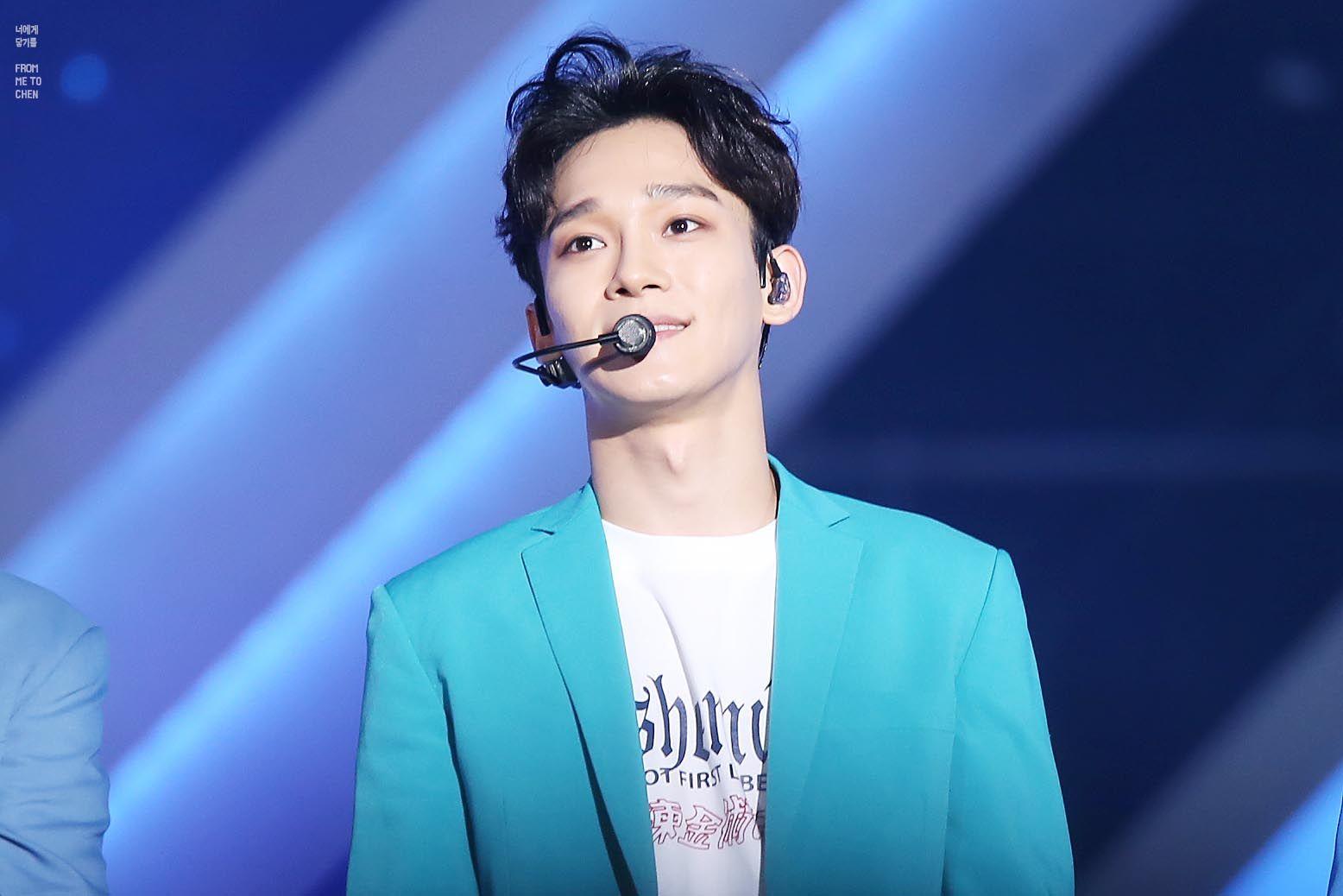 160604 #Chen #EXO