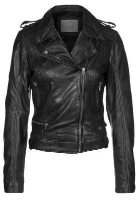 Lederjacke - black Sly 010 Addition