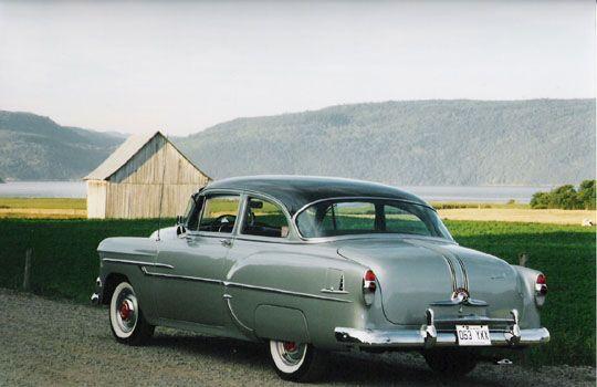 1953 Pontiac  Classic cars  Pinterest  Cute pictures Sedans
