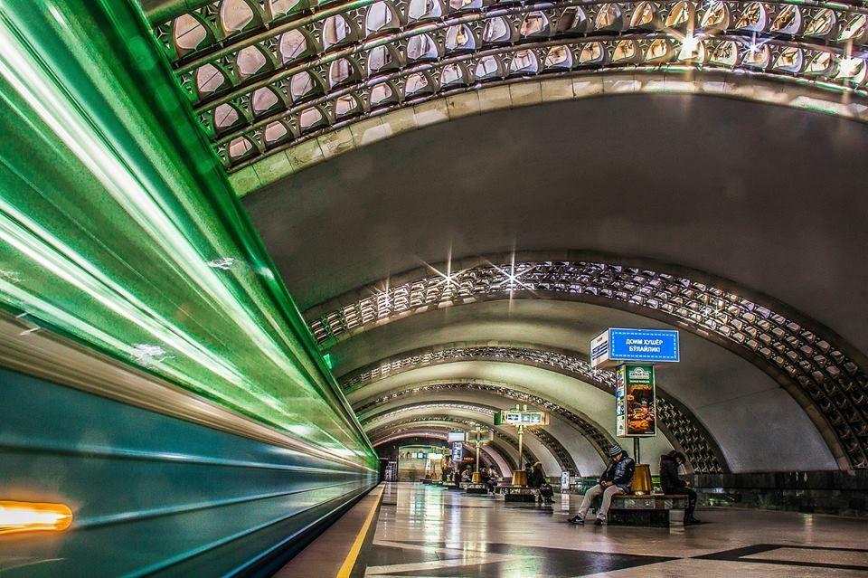 ташкентский метрополитен фото отзыв будет отзывом-впечатлением