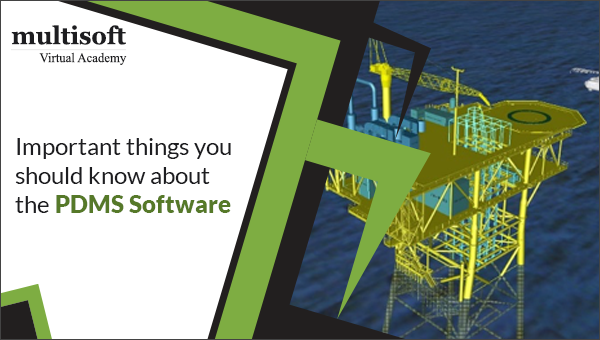 Important things you should know about the PDMS software
