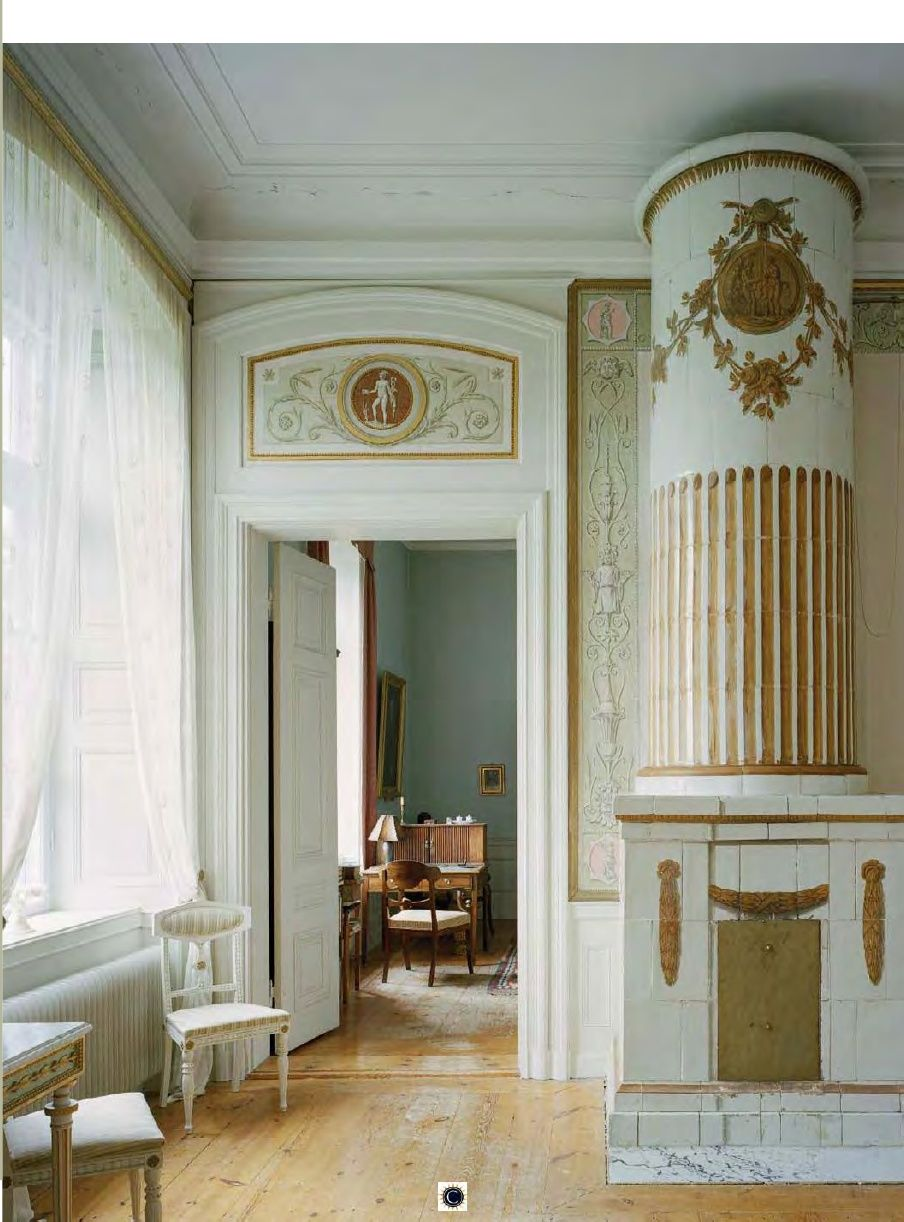 Captivating The Swedish Country House      Susanna Scherman