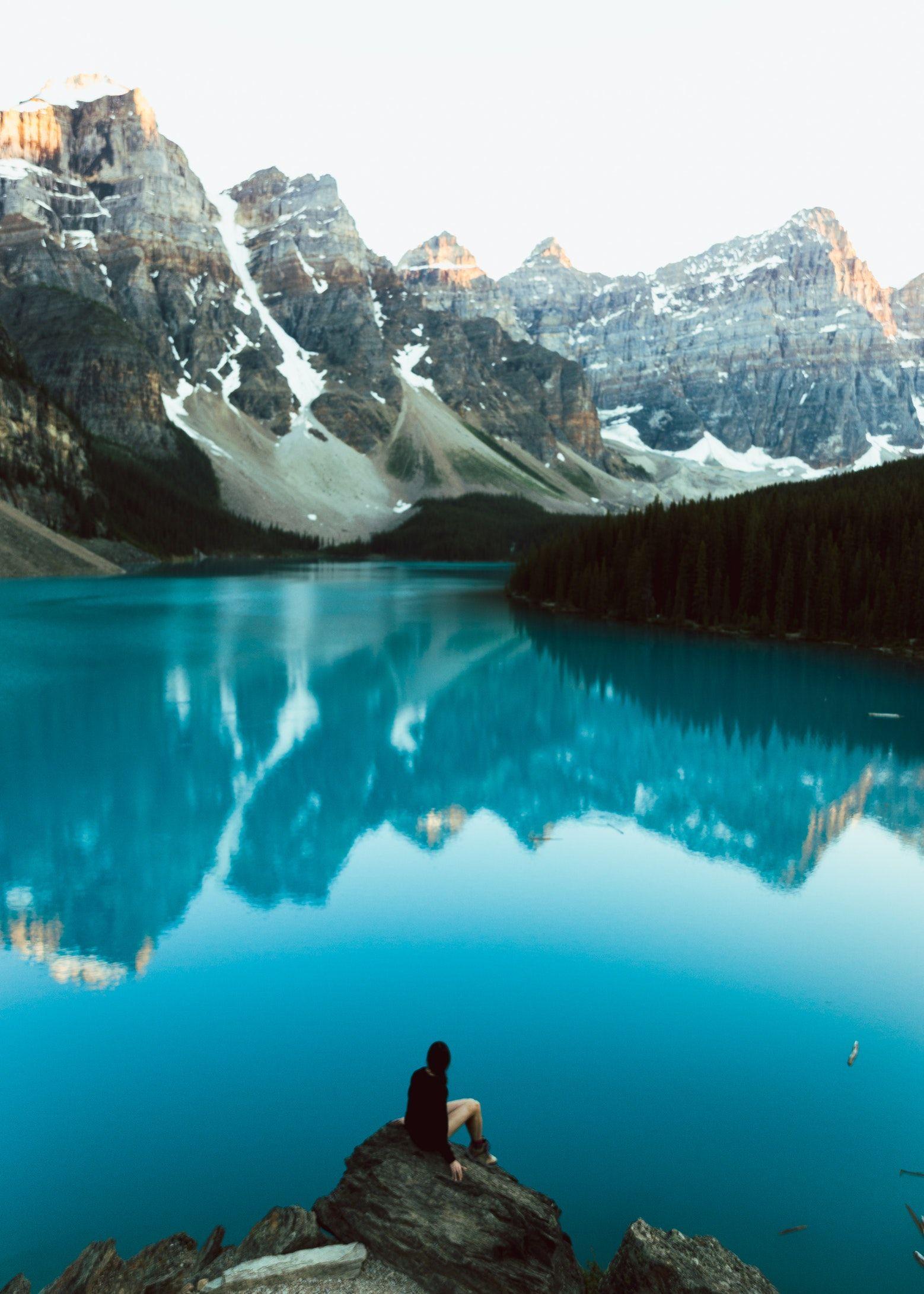 Hd Photo By Rye Jessen Ryejessen On Unsplash Photo Lake Hd Photos