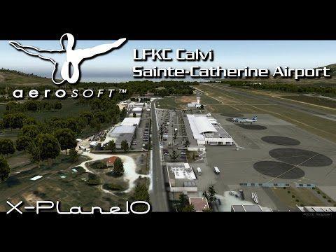 Calvi Available for X-Plane – PC Pilot