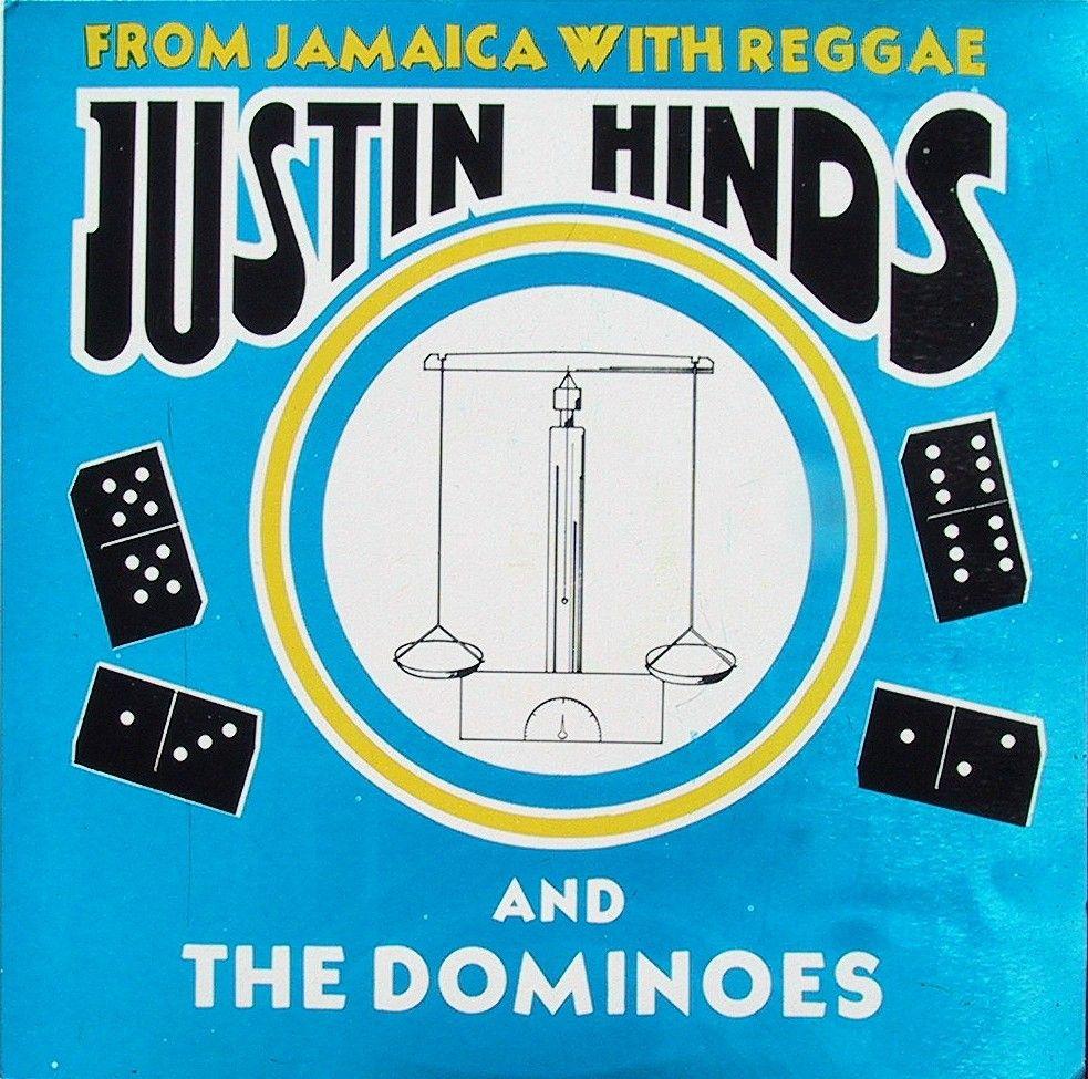Justin Hinds- From Jamaica With Reggae