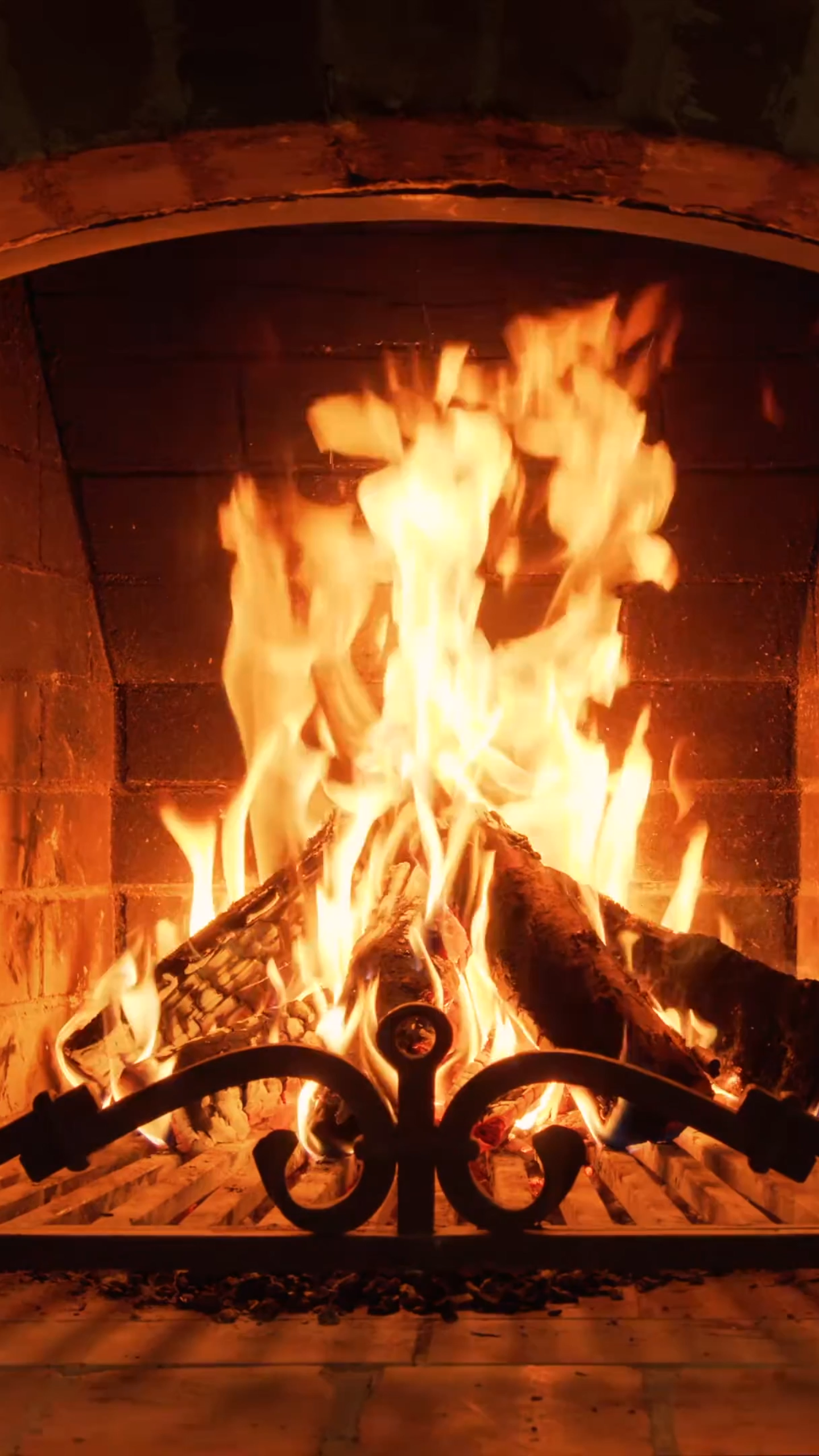 Fireplaces 4K Live Wallpapers