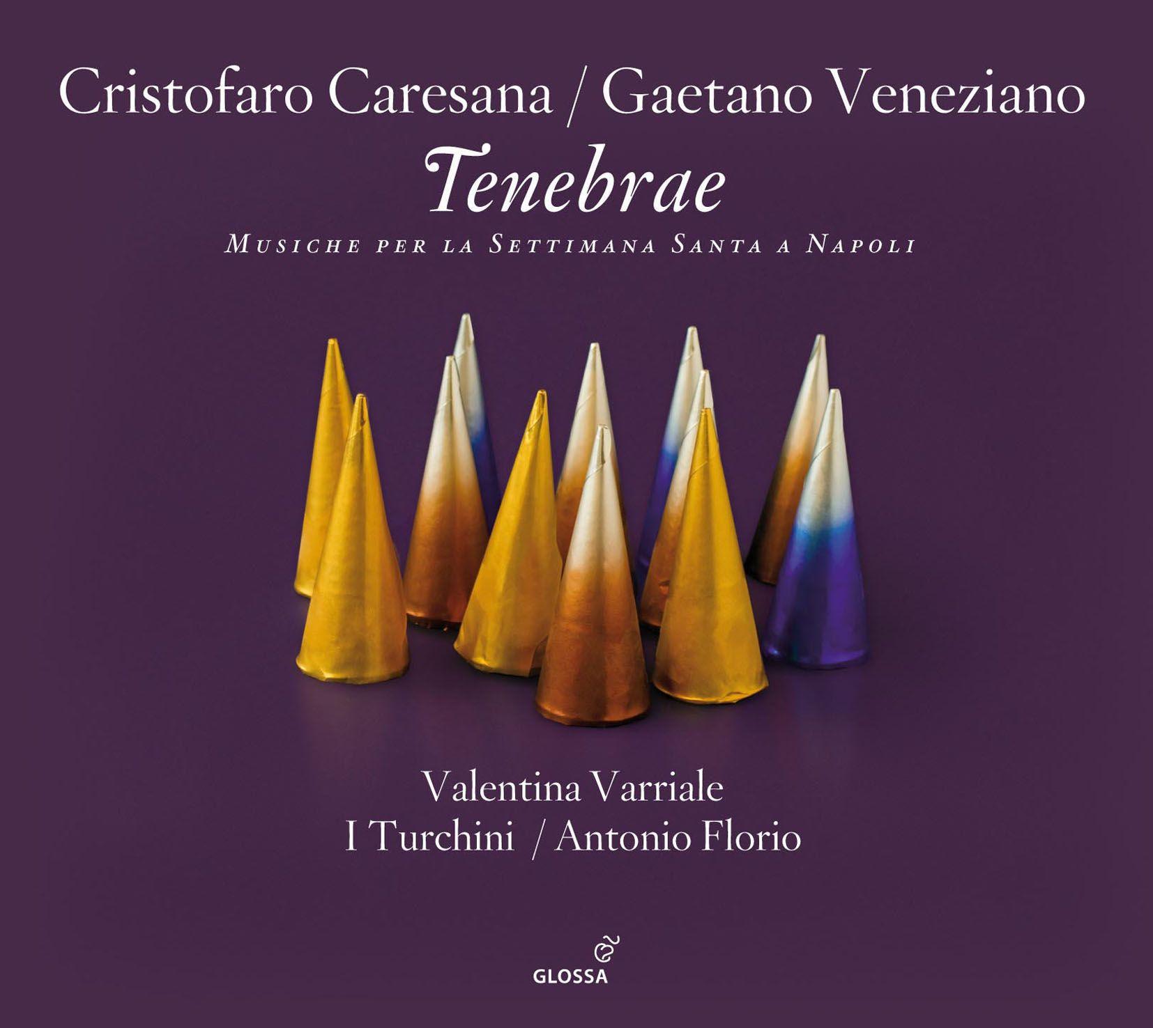 Caresana/Veneziano - Tenebrae