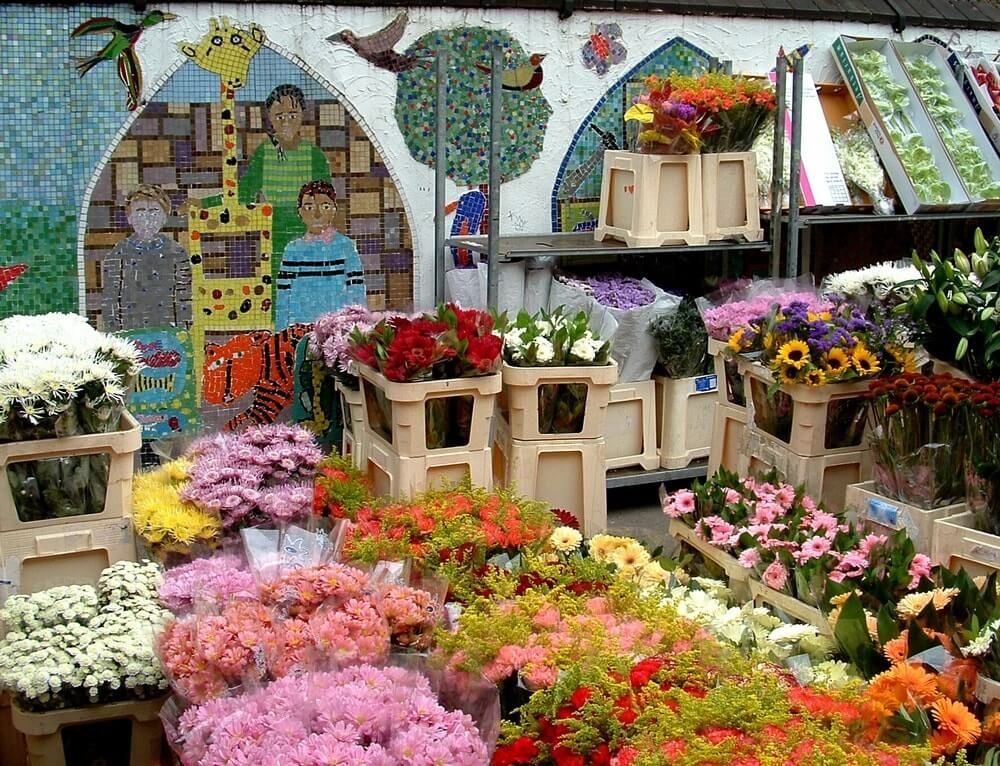The 10 Best Markets For Your London Holiday Columbia Road Flower Market London Holiday Flower Market
