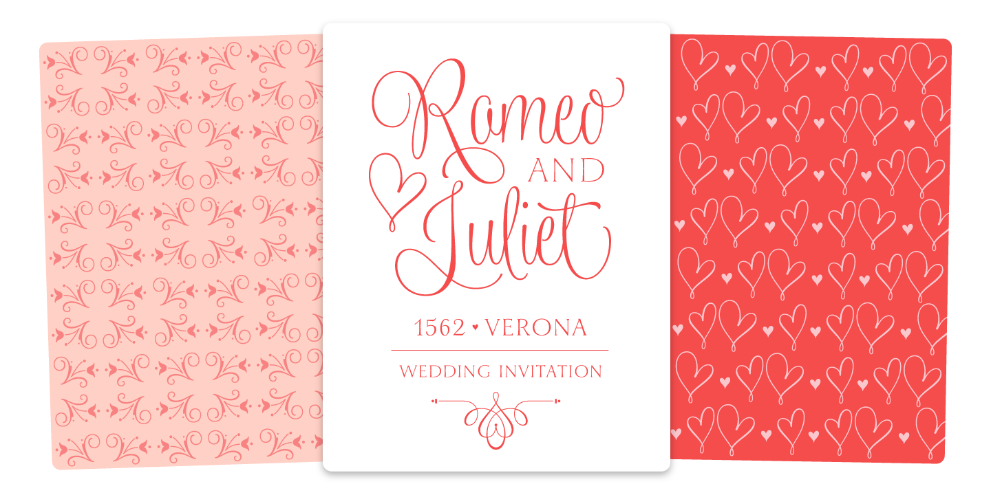 Nice Wedding Invitation Font Styles Gift - Invitations and ...