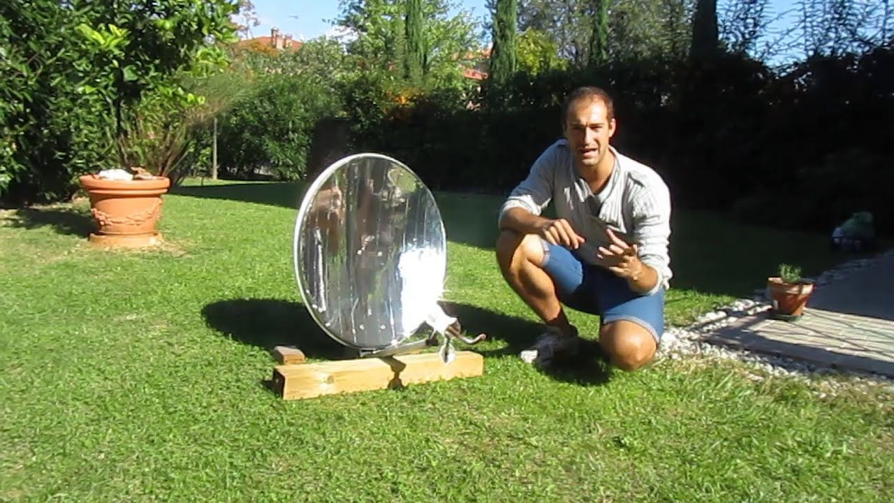 Gas dal sole. GRATIS, ECOLOGICO, RINNOVABILE Gas with sun. FREE, CLEAN, RENEWABLE - YouTube