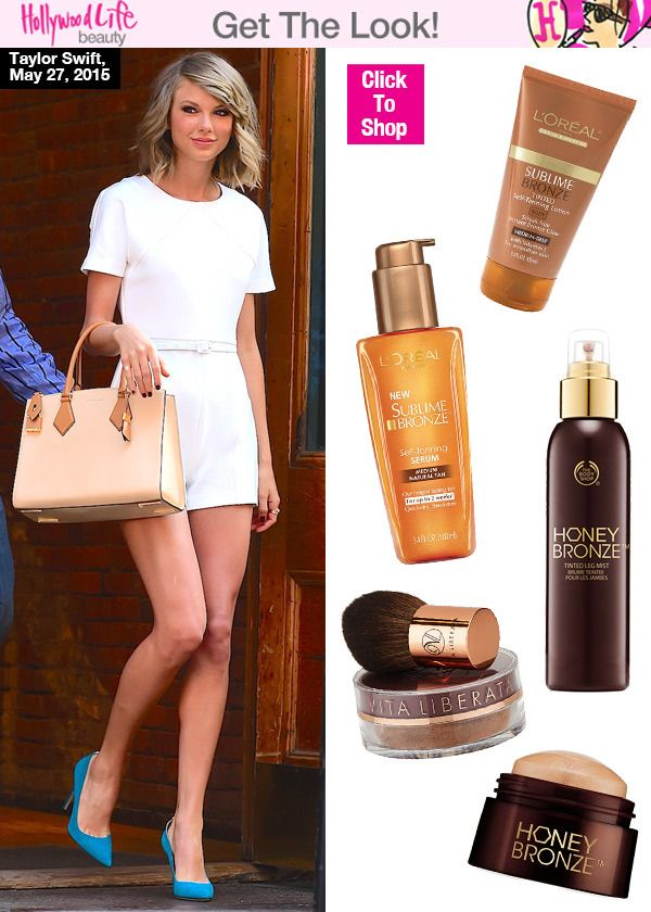 Tan Like Taylor Swift — 10 Must Have Self Tanners For An At-Home Glow