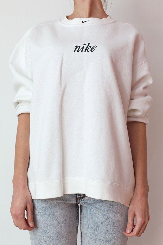 wielka wyprzedaż ekskluzywne buty świetna jakość Bluza Nike Vintage Anii 80 | The Dearhunters | Vintage sport ...