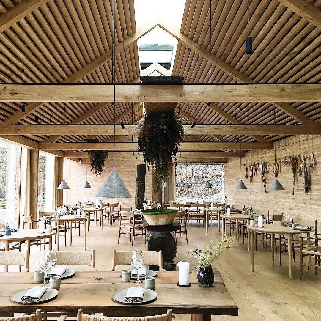 Repost Martino Hutz Beautiful New Noma Restaurant