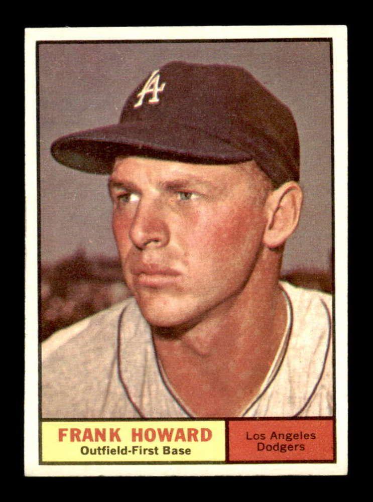 1961 topps 280 frank howard exmt x1404357