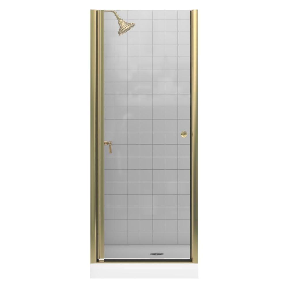 Kohler Fluence 30 14 Inches X 65 12 Inches Frameless Pivot Shower