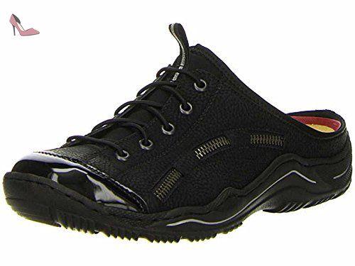 Rieker L0523 femmes Mule noir, EU 43 Chaussures rieker