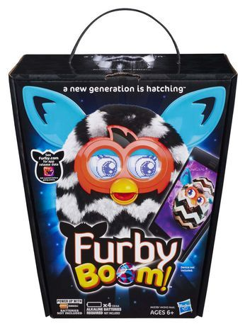 FURBY BOOM Sweet Asst English version available from