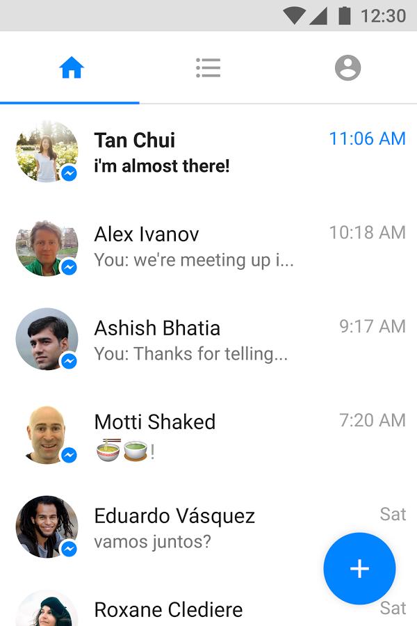Messenger Lite 3.1 APK für Android Kostenloser Messenger